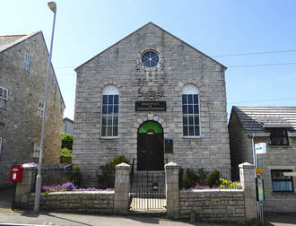 Maidenwell Bible Christian Chapel
